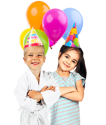 Martial Arts 1st Class Martial Arts - Birthday Parties